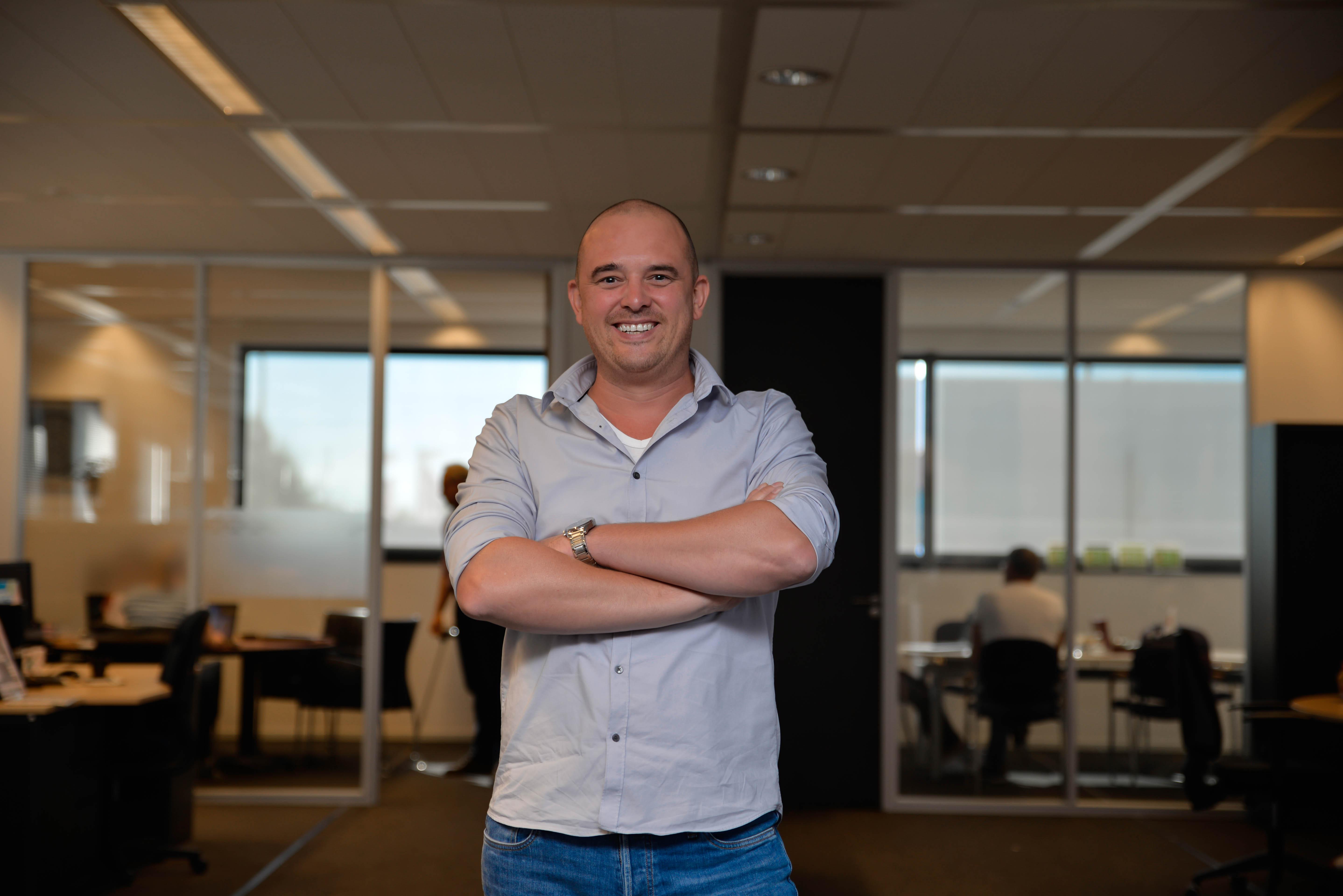 Nick van Moll